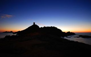 Заставки башня, остров, природа
