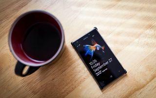 Бесплатные фото смартфон,нокиа,экран,заставка,кружкаа,кофе,hi-tech
