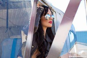 Бесплатные фото alyssa bennett,Playboy Plus,модель,красотка