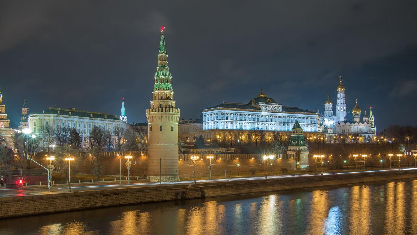 Фото бесплатно Москва, Кремль, Россия - на рабочий стол