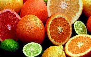 Бесплатные фото фрукты,цитрусовые,лайм,лимон,апельсин,грейпфрут