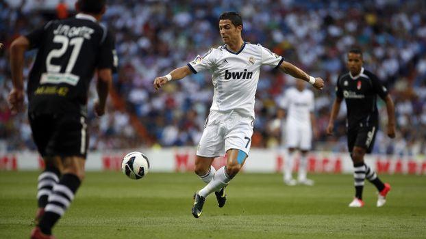 Photo free ronaldo, football players, ball
