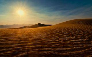 Фото бесплатно дюны, пески, сахара, солнце, ветер, пыль