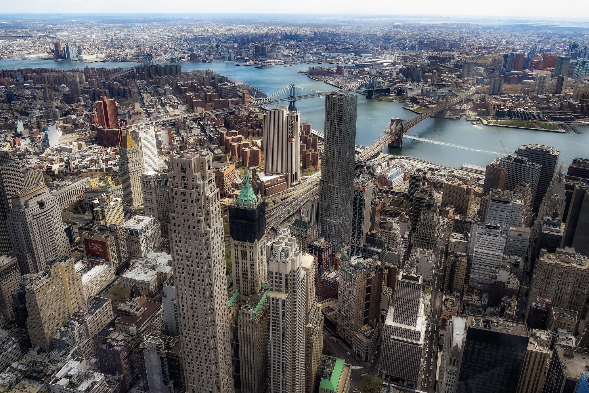 Manhattan, Brooklyn, USA