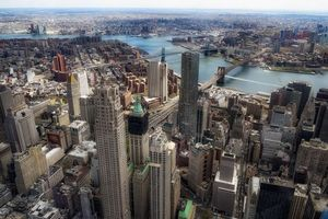 Бесплатные фото Manhattan, Brooklyn, USA