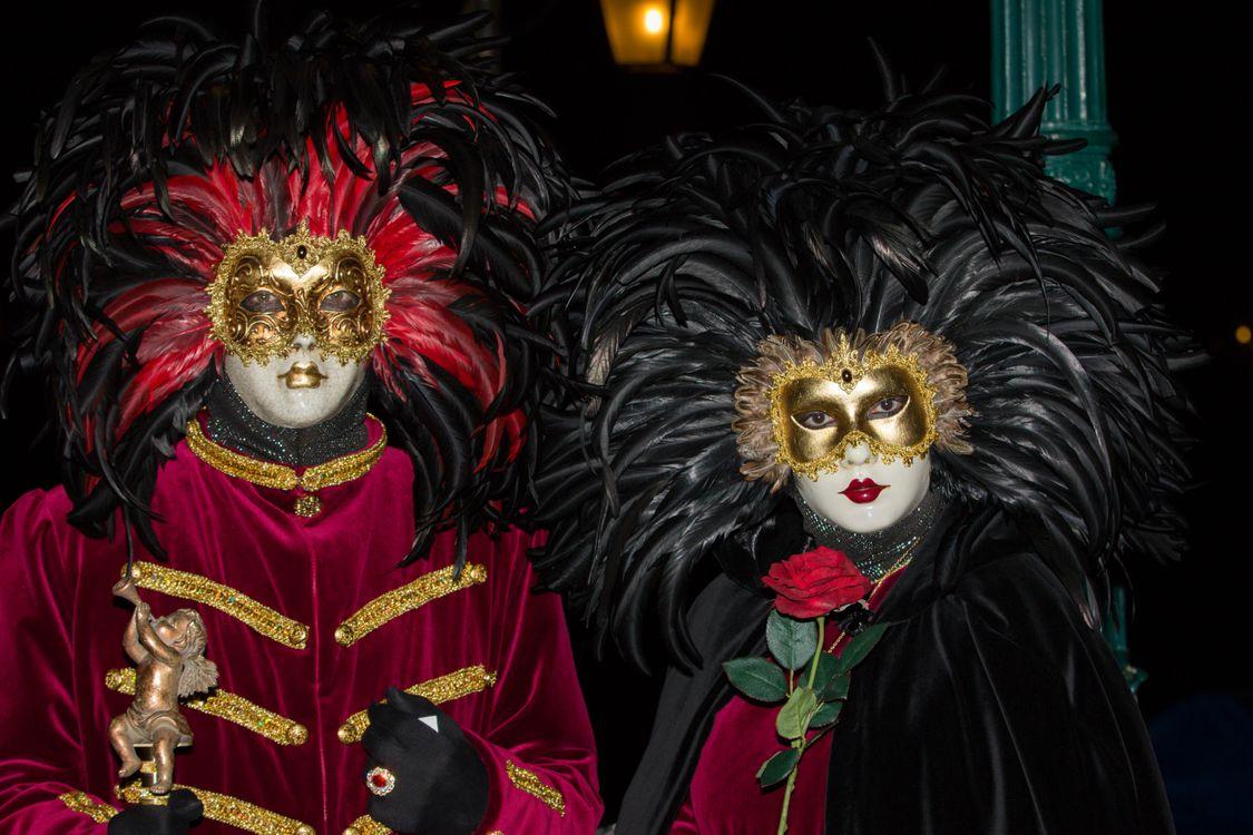 Фото бесплатно карнавал, венеция, италия - на рабочий стол
