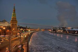 Photo free Moscow riverMoscow, Moscow river, Russia