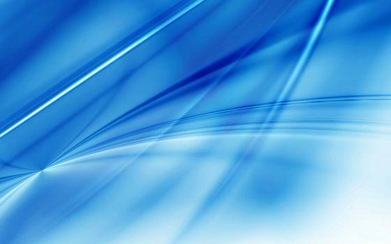 Фото бесплатно полосы, линии, фон голубой