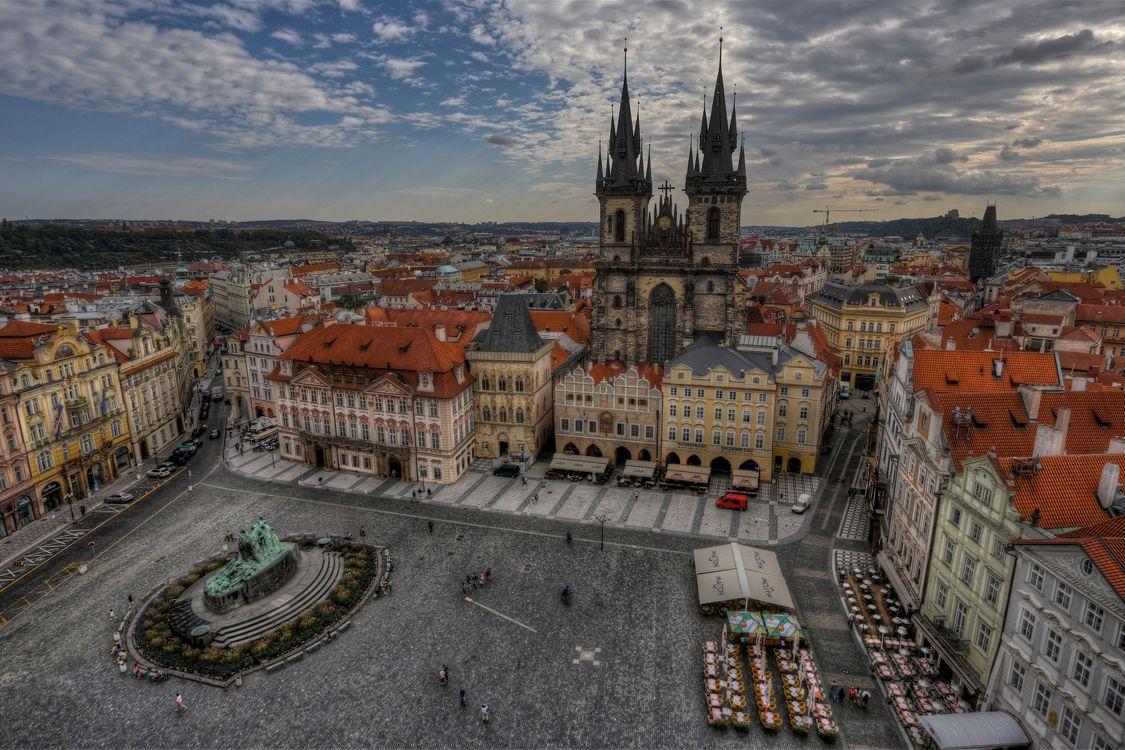 Обои Czech Republic, Prague, Чехия, Прага картинки на телефон