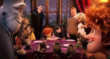 Фото бесплатно Монстры на каникулах 2, мультфильм, фэнтези, комедия, семейный