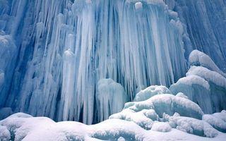 Заставки снег, лед, сосульки