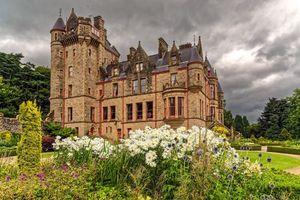 Заставки Замок Белфаст, Белфаст, Северная Ирландия