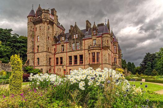 Бесплатные фото Замок Белфаст,Белфаст,Северная Ирландия