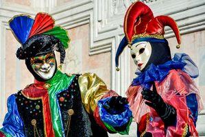 Фото бесплатно карнавал, венецианская маска, венеция