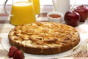 Бесплатные фото клубника,пирог,яблоки,шарлотка,сок