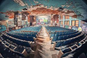 Бесплатные фото Auditorium,Актовый зал,архитектура