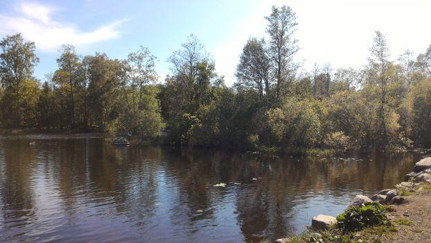 Фото бесплатно Приозерск, Вуокса, река