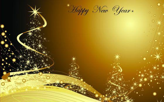 Фото бесплатно новый год, поздровление, праздник