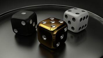 Cubes dice