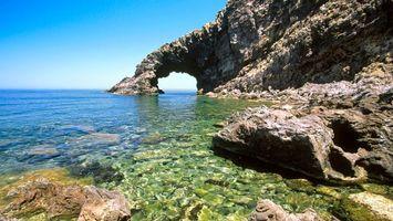 Фото бесплатно камни, природа, арка