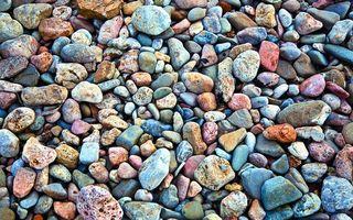 Заставки камни, цветные, разная