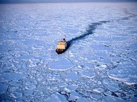 Бесплатные фото море,лед,холодно,корабль,небо,высоко,природа