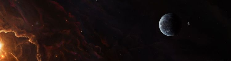 Фото бесплатно неизвестные миры, планета, луна