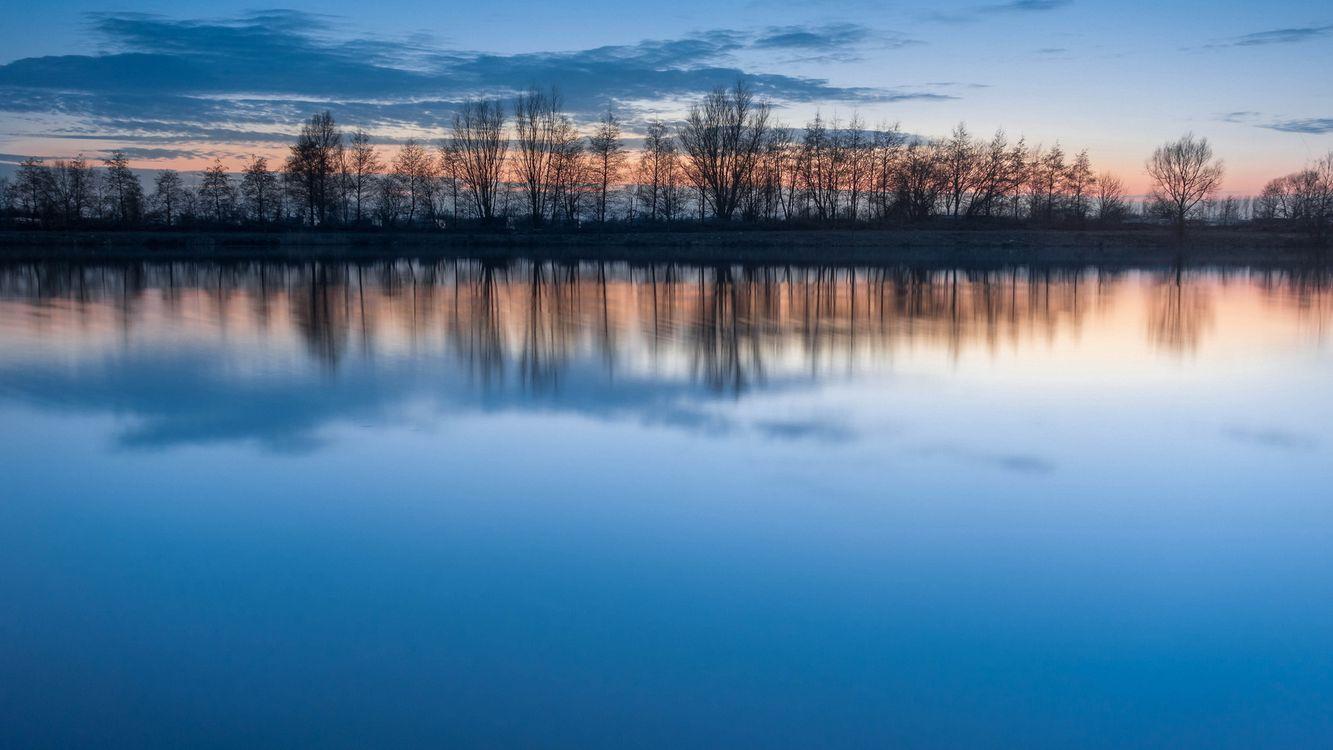 Фото бесплатно пейзажи, небо, осень - на рабочий стол