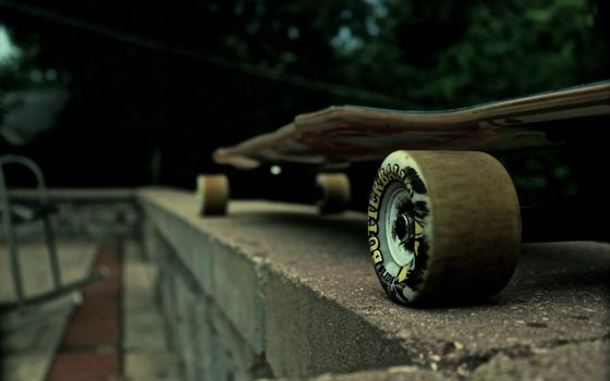 Фото бесплатно скейт, доска, колесо