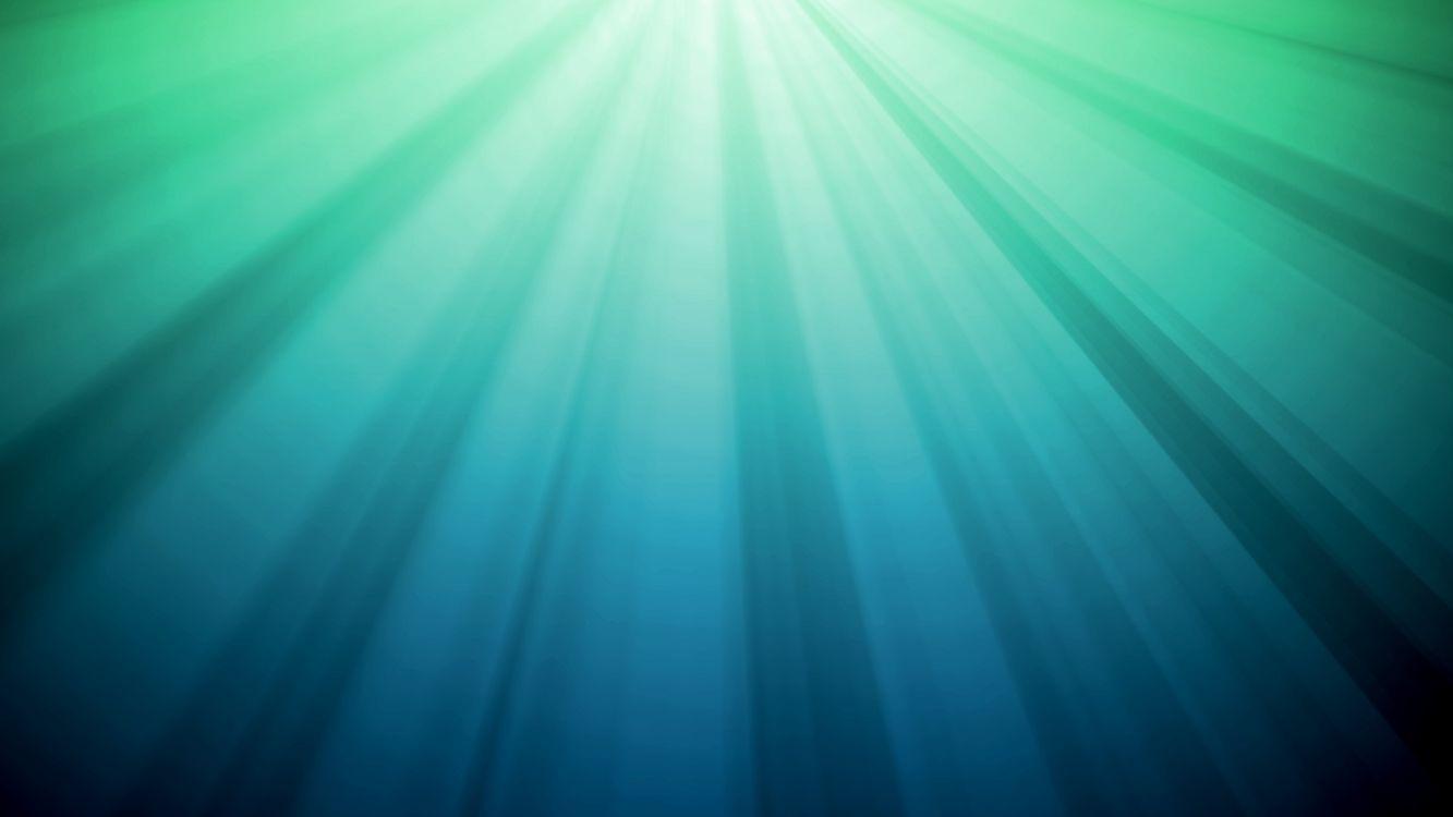 Фото бесплатно абстракция, лучи солнца, вода, океан, абстракции, абстракции
