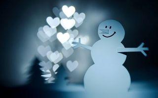 Фото бесплатно рождественские цвета, с Новым годом, Новый год