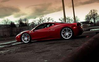 Бесплатные фото автомобиль,красный,дверки,стекло,багажник,асфальт,дорога