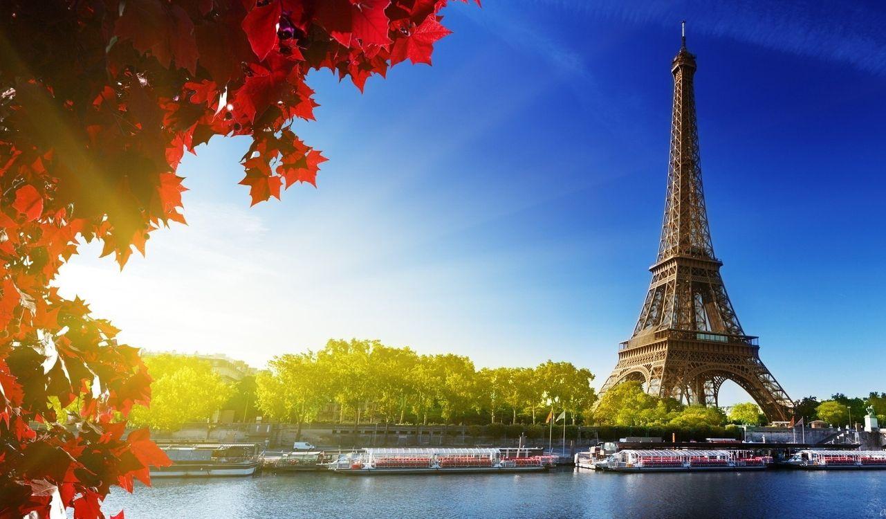 Фото бесплатно башня, город, Париж - на рабочий стол