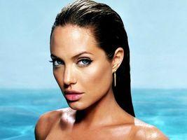 Бесплатные фото анджелина,джоли,актриса,пляж,девушки