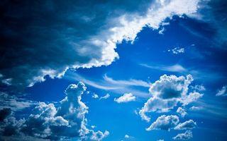 Фото бесплатно лето, небо, весна