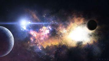 Бесплатные фото планеты,космос,галактика,вселенная,звезды,земля,луна