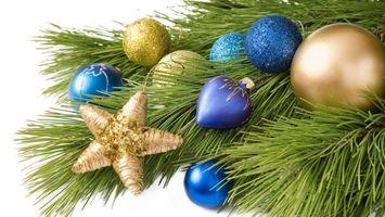 Фото бесплатно украшения, Рождество, дизайн