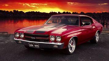Photo free Machine, Chevrolet, Camaro