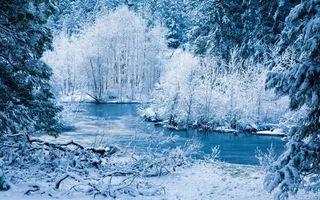 Фото бесплатно снег, лед, природа