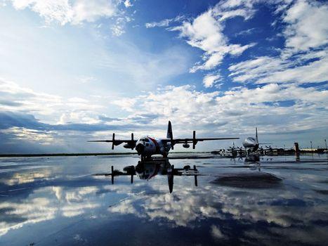 Photo free airport, airplane, aviation