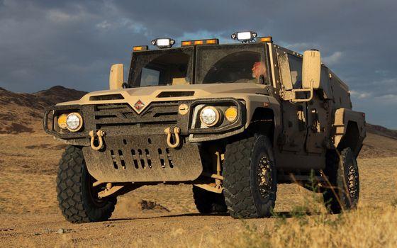 Photo free car, all-terrain vehicle, wheels