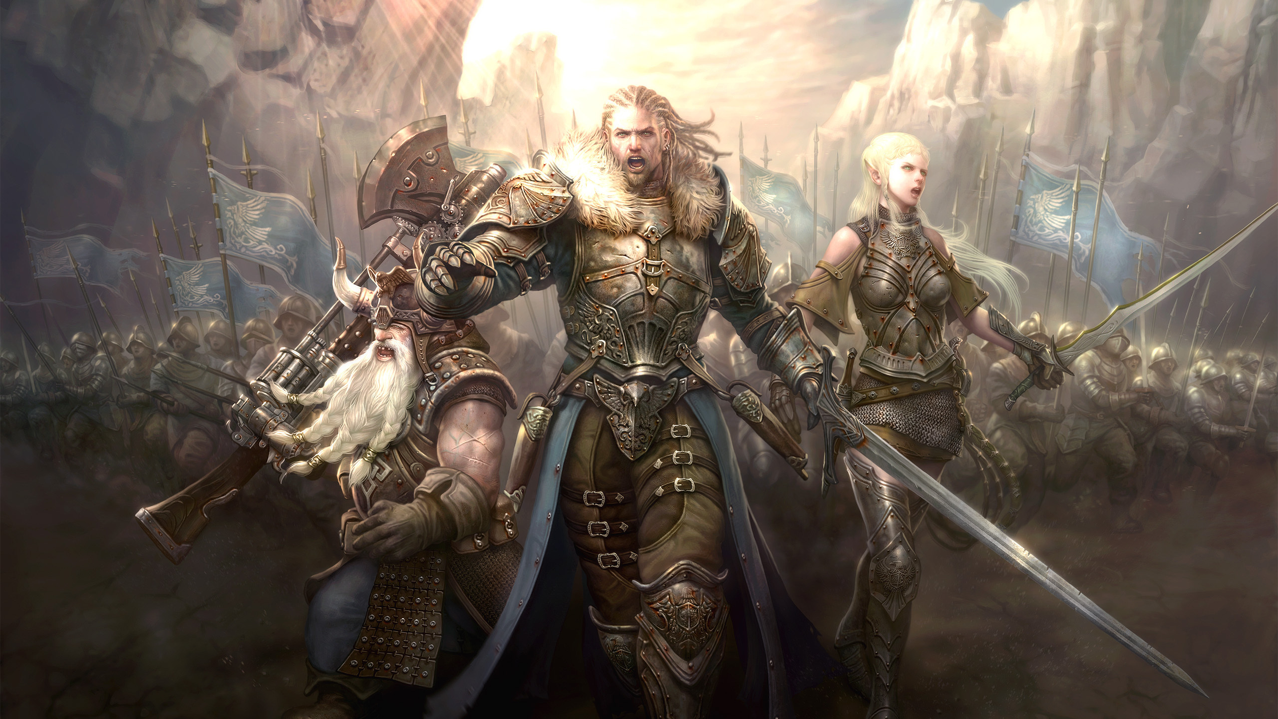 Photos For Free Battle Sword Fantasy Art To The Desktop