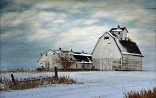 Бесплатные фото дом,крыша,снег,холод,мороз,зима,трава