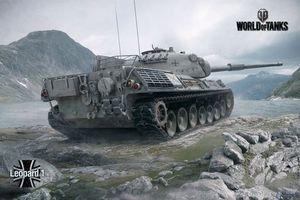 Бесплатные фото world of tanks,игра,wot,танк,немецкий,leopard 1,4ever