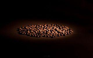 Фото бесплатно кофе, зерна, жареные, свет, темнота, разное
