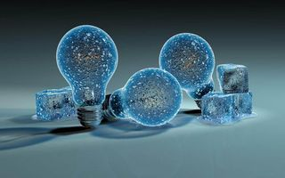 Бесплатные фото лампочка,лед,фон,заставка,синий,вода,кусочек