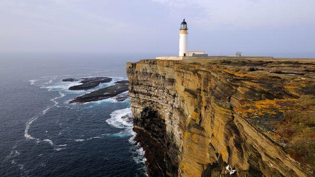 Бесплатные фото маяк,гора,возвышенность,просторы,океан,пейзажи