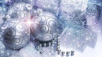 Фото бесплатно новый год, новогодние обои, фон