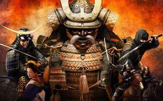 Фото бесплатно самураи, япония, война