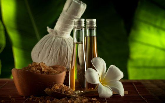 Бесплатные фото соль,миска,ложка,цветок,лепестки,банки,бутылки,разное,цветы
